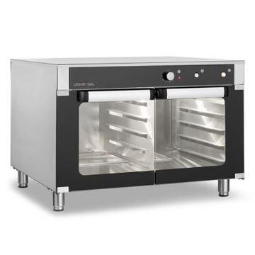Εικόνα της Στόφα φούρνου - Θερμοθάλαμος LIEV1064MV Unipro, για 10 λαμαρίνες 60x40