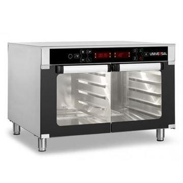 Εικόνα της Στόφα φούρνου - Θερμοθάλαμος LIEV1064EV Unipro, για 10 λαμαρίνες 60x40
