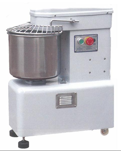 Εικόνα της Ταχυζυμωτήριο με περιστρεφόμενο κάδο 10 kg, 230 V
