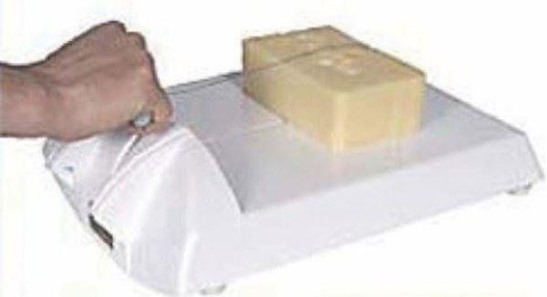 Εικόνα της Συσκευή Κοπής Τυριού Χειροκίνητη Αγγλίας