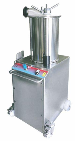 Εικόνα της Υδραυλικό γεμιστικό λουκάνικων SAP, 45 kg