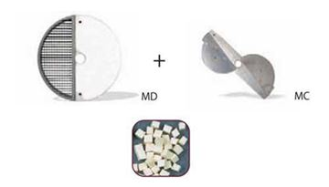 Εικόνα της Δίσκοι Κοπής MD+ MC CELME