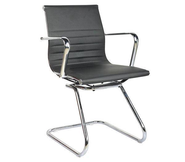 Εικόνα της Πολυθρόνα Επισκέπτη Μαύρο BF4500V