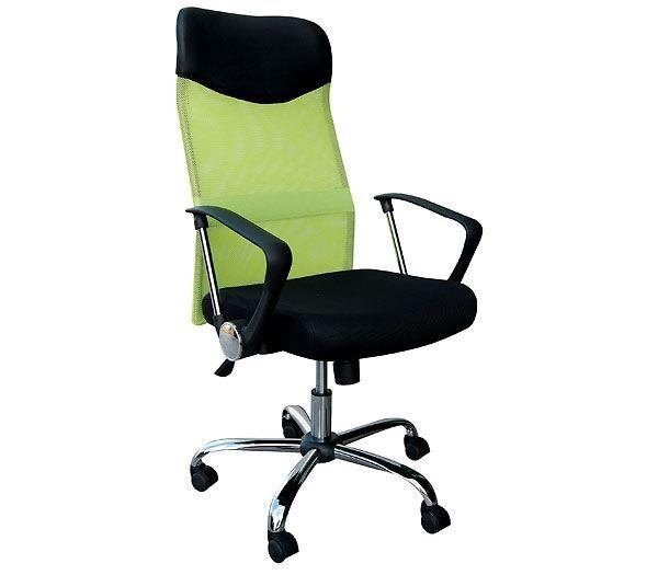 Εικόνα της Πολυθρόνα Διευθυντή BF2008, Πράσινο- Μαύρο
