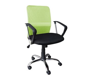 Εικόνα της Πολυθρόνα Γραφείου BF2009, Πράσινο- Μαύρο