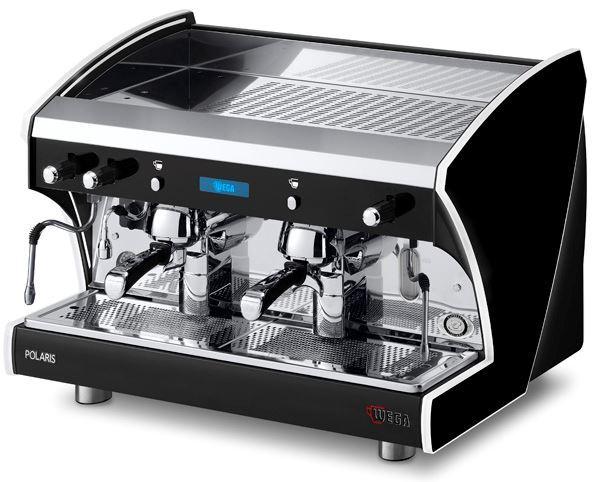 Εικόνα της Μηχανή Espresso Ημιαυτόματη 3 Group Polaris EPU/3 + SPIW-D WEGA