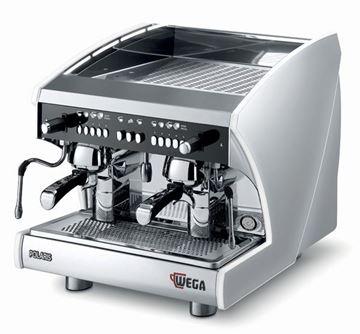 Εικόνα της Μηχανή Espresso Αυτόματη Δοσομετρική  2 Group Polaris EVD/2 COMP + SPIW WEGA