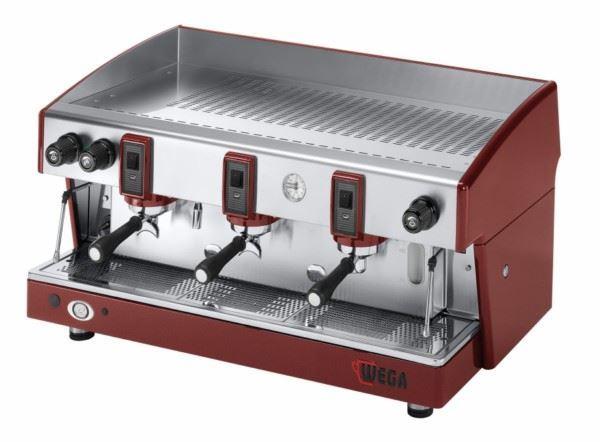 Εικόνα της Μηχανή Espresso Ημιαυτόματη 3 Group Atlas W01 EPU/3 WEGA