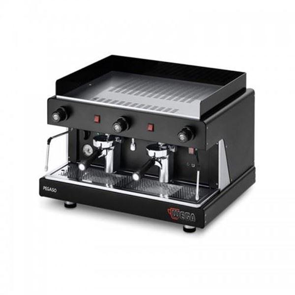 Εικόνα της Μηχανή Espresso Ημιαυτόματη 2 Group Pegaso Opaque EPU/2 WEGA