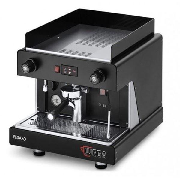 Εικόνα της Μηχανή Espresso Αυτόματη Δοσομετρική 1 Group Pegaso Opaque EVD/1 WEGA