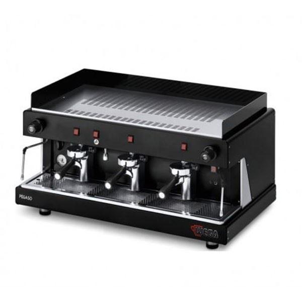 Εικόνα της Μηχανή Espresso Ημιαυτόματη 3 Group Pegaso Opaque EPU/3 WEGA
