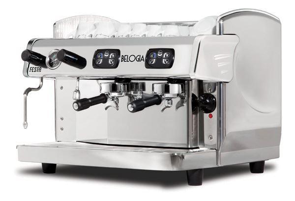 Εικόνα της Μηχανή Espresso Αυτόματη Δοσομετρική 2 Group Festa D/2 BELOGIA