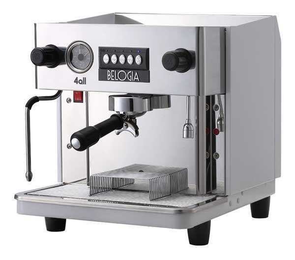 Εικόνα της Μηχανή Espresso Αυτόματη Δοσομετρική 1 Group 4all D/1 BELOGIA