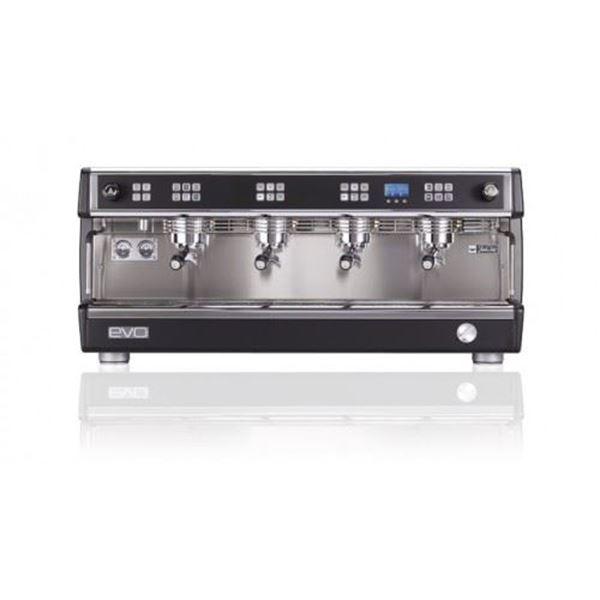 Εικόνα της Μηχανή Espresso Αυτόματη Δοσομετρική 4 Group Evo2 4  DALLA CORTE