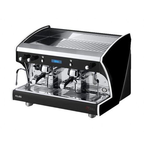 Εικόνα της Μηχανή Espresso Ημιαυτόματη 2 Group Polaris EPU/2 + SPIW-D WEGA