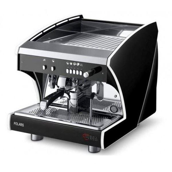 Εικόνα της Μηχανή Espresso Αυτόματη Δοσομετρική  1 Group Polaris EVD/1 + SPIW WEGA
