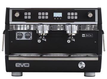 Εικόνα της Μηχανή Espresso Αυτόματη Δοσομετρική 2 Group EVO2 2 Blackboard DALLA CORTE