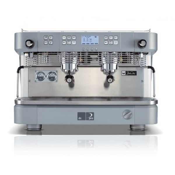 Εικόνα της Μηχανή Espresso Αυτόματη Δοσομετρική 2 Group DC PRO 2 DALLA CORTE