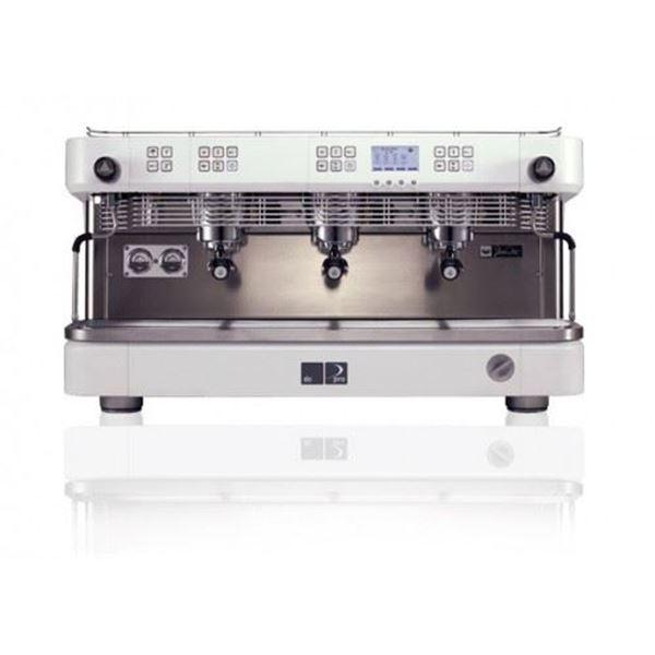 Εικόνα της Μηχανή Espresso Αυτόματη Δοσομετρική 3 Group DC PRO 3 DALLA CORTE
