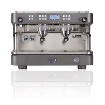 Εικόνα της Μηχανή Espresso Αυτόματη Δοσομετρική 2 Group DC PRO 2 Total Color DALLA CORTE