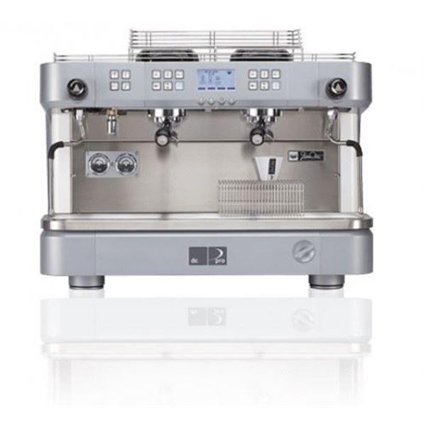 Εικόνα της Μηχανή Espresso Αυτόματη Δοσομετρική 2 Group DC PRO 2 High DALLA CORTE