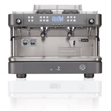 Εικόνα της Μηχανή Espresso Αυτόματη Δοσομετρική 2 Group DC PRO 2 High Total Color DALLA CORTE