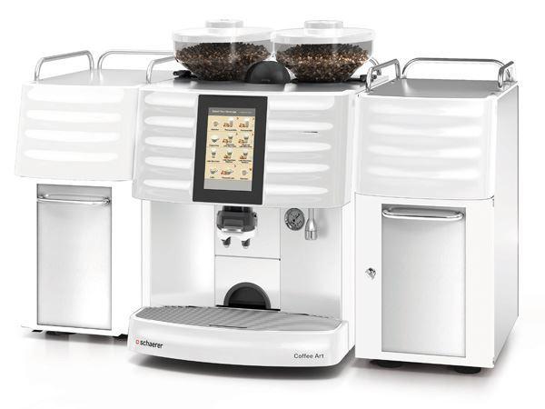 Εικόνα της Μηχανή Espresso Υπεραυτόματη Αρθρωτής Σύνθεσης, Coffee Art Plus Flavour Point SCHAERER