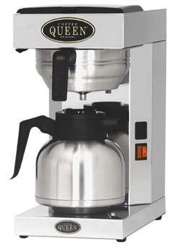 Εικόνα της Μηχανή Καφέ Φίλτρου Θερμός, Office thermos COFFEE QUEEN