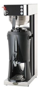 Εικόνα της Μηχανή Καφέ Φίλτρου Θερμός, Single Cater COFFEE QUEEN
