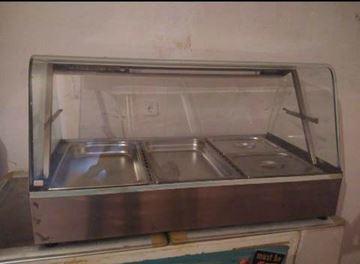 Εικόνα της Βιτρίνα Θερμαινόμενη Επιτραπέζια με Αέρα και Υγρασία Μεταχειρισμένη, North
