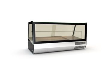 Εικόνα της Βιτρίνα Θερμαινόμενη Επιτραπέζια 110 cm