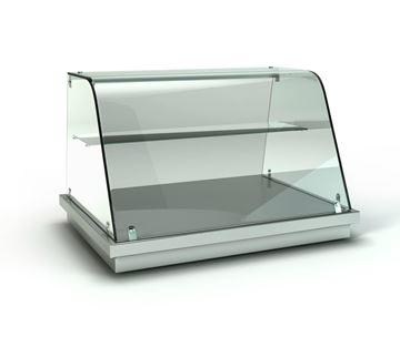 Εικόνα της Βιτρίνα Θερμαινόμενη Επιτραπέζια  100 cm