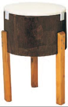 Εικόνα της Κούτσουρο Στρογγυλό Αφρικάνικο φ100