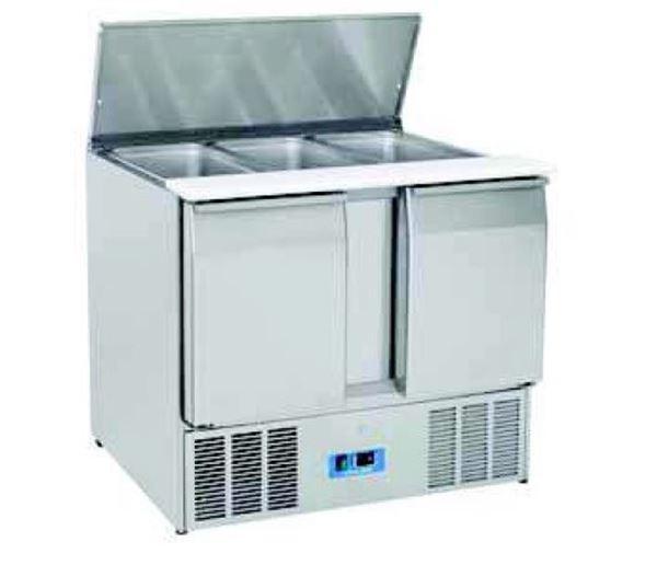 Εικόνα της Ψυγείο Σαλατών 104.5 cm, 258 lt