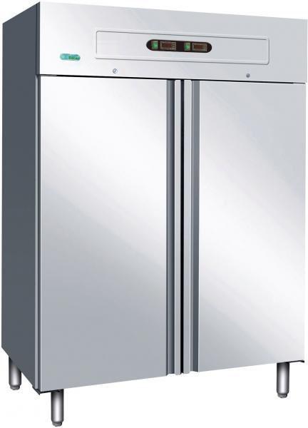 Εικόνα της Ψυγείο Θάλαμος με 2 Πόρτες, Συντήρηση- Κατάψυξη με Ψυκτικό Μηχάνημα