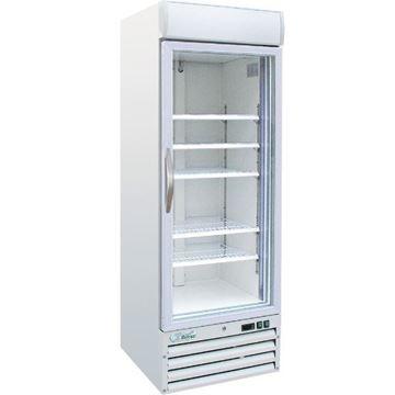 Εικόνα της Ψυγείο Βιτρίνα Κατάψυξη Μονή, 68 cm 420 lt