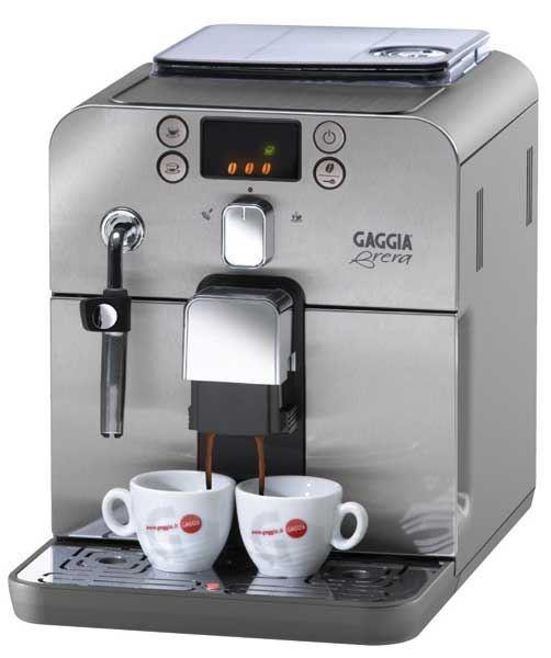 Εικόνα της Μηχανή Espresso Αυτόματη Brera GAGGIA