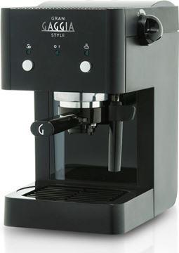 Εικόνα της Παραδοσιακή μηχανή καφέ Espresso Gran Gaggia Style LSB, GAGGIA