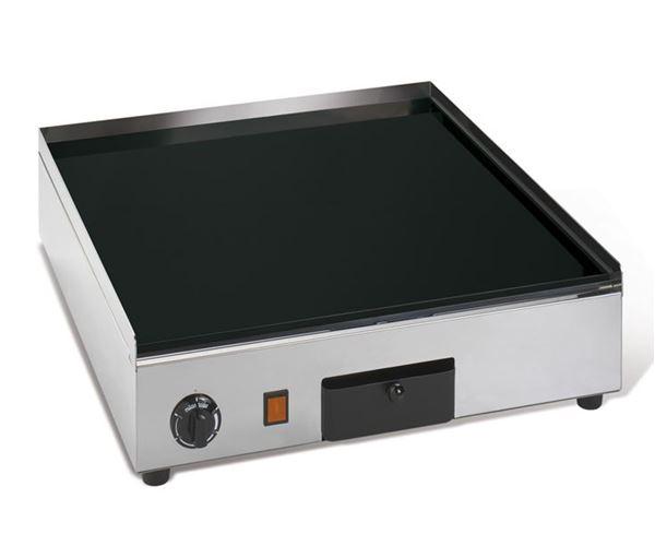 Εικόνα της Πλατώ Κεραμικό Μονό με Λεία Πλάκα 36x28, Milan Toast