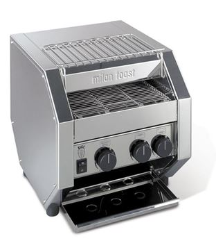 Εικόνα της Φρυγανιέρα Venezia D για 700 φέτες/ώρα, Milan Toast