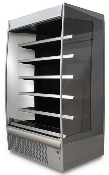 Εικόνα της Ψυγείο Βιτρίνα Self Service Συντήρηση, 122 cm