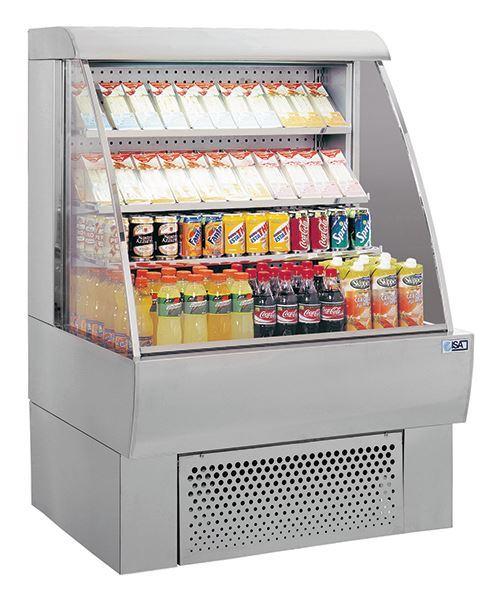 Εικόνα της Ψυγείο Self Service Τοίχου Συντήρηση, 63 cm