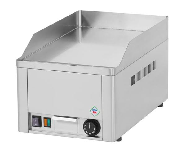 Εικόνα της Πλατώ Ηλεκτρικό με Λεία Πλάκα Χρωμίου 32x48 cm, Red Fox
