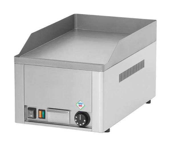 Εικόνα της Πλατώ Ηλεκτρικό Μονό με Λεία Πλάκα 32x48 cm, Red Fox
