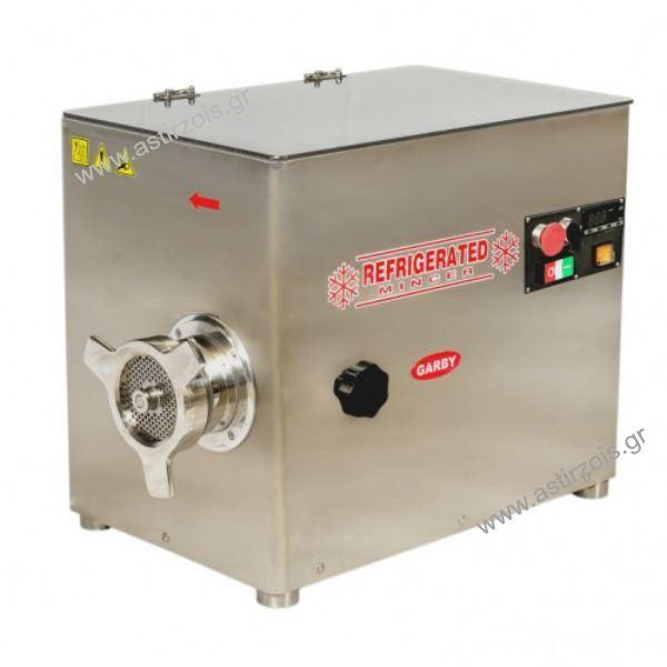 Εικόνα της Κρεατομηχανή ψυχώμενη, 32άρα, 4 hp, για 450 kgr/h