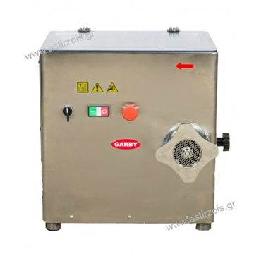 Εικόνα της Κρεατομηχανή γωνιακή, 22άρα, 2 hp 230 V, για 180 kgr/h