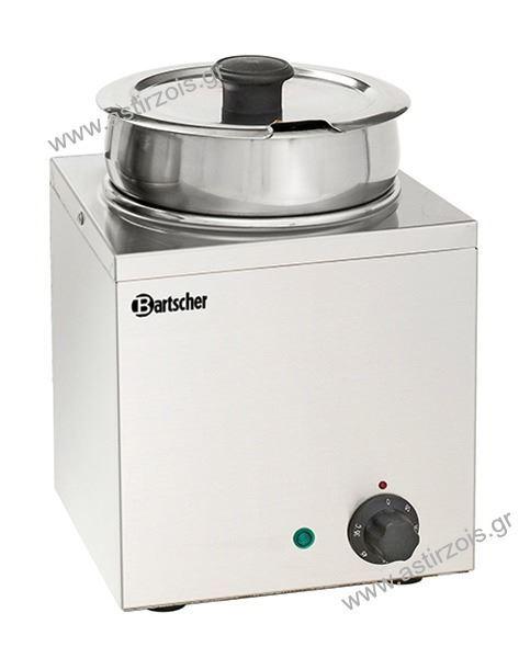 Εικόνα της Μπαιν Μαρί Hot Pot Επιτραπέζιο Μονό 605035 Bartscher, για 1 x 3.5 lt
