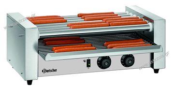 Εικόνα της Μηχανή Hot Dog 7 κυλίνδρων, Bartscher