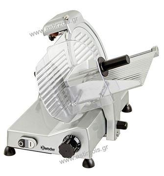 Εικόνα της Ζαμπονομηχανή πλάγιας κοπής 174250 Bartscher, λεπίδας 250 mm