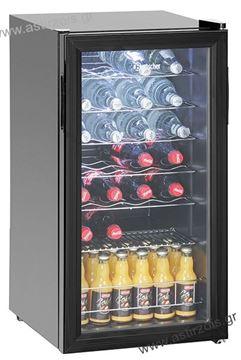 Εικόνα της Ψυγείο Back-Bar Bottle Cooler, 43 cm 88 Lt